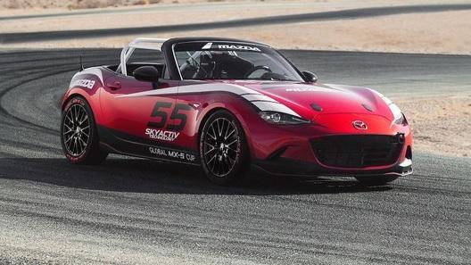 Mazda решила не дать своим клиентам повода заняться тюнингом