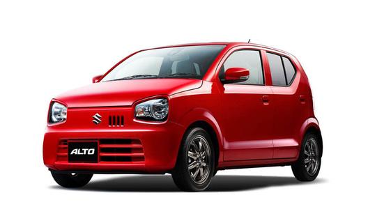 Suzuki рассекретила новую вариацию Alto