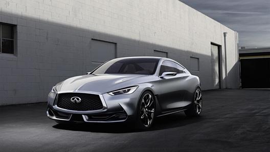 Купе Infiniti Q60 получит турбомоторы Mercedes-Benz