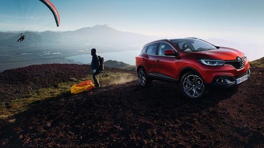 Французы представили миру Qashqai марки Renault
