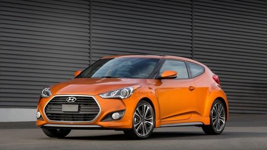 В Чикаго дебютировал обновленный Hyundai Veloster