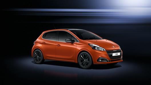 Peugeot представил обновленный хэтчбек 208
