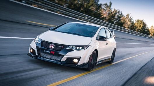 Представлен новый Honda Civic Type R