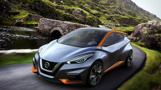 Компания Nissan представила хэтчбек - убийцу скуки