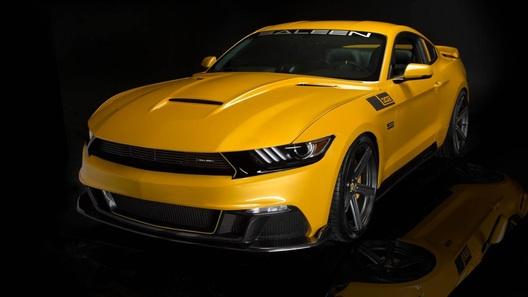 Ford Mustang получил самую мощную серийную модификацию