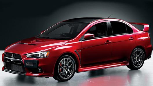 Прощальный Mitsubishi Lancer Evolution оказался слабее, чем ожидалось