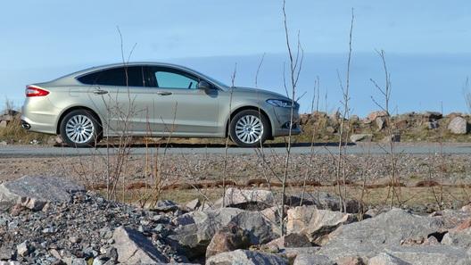 Тест-драйв Ford Mondeo: все что вы хотели знать о русском американце