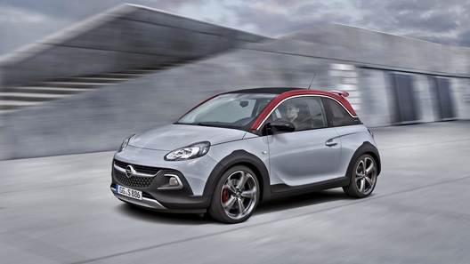 Opel слегка