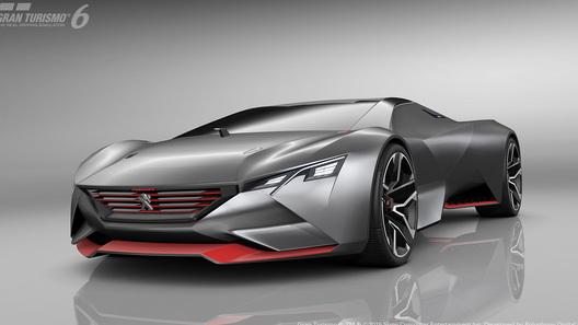 Анонсированный суперкар Peugeot оказался виртуальным