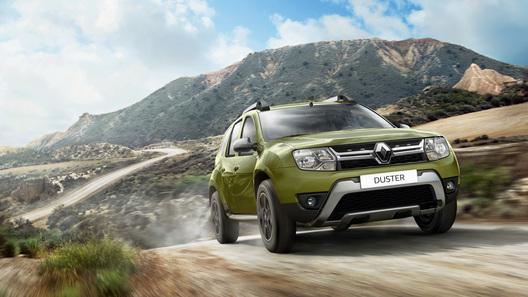 Обновленный Renault Duster стал умнее и удобнее