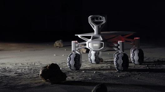 Инженеры Audi решили подзаработать на луноходе