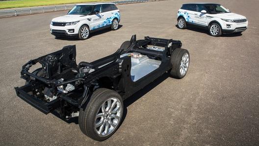 Land Rover рассказал о своем