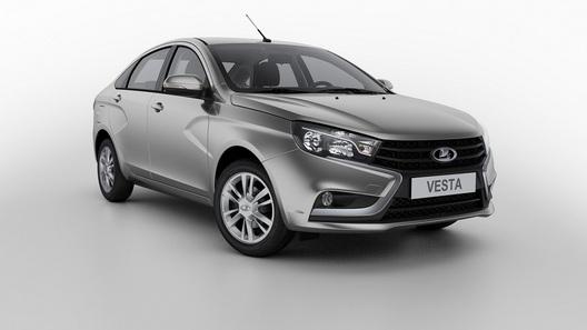 Официально: новая Lada Vesta будет стоить от 514 000 рублей!