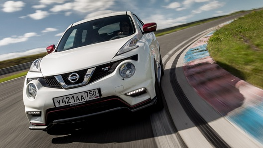 Тест-драйв Nissan Juke Nismo RS: сход с ума по-своему