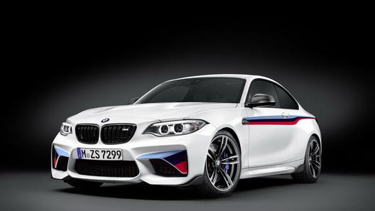 Выхлопом BMW M2 можно будет управлять по Bluetooth