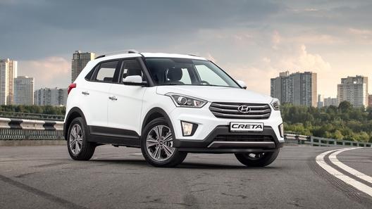 Стали известны рублевые цены на бюджетный кроссовер Hyundai