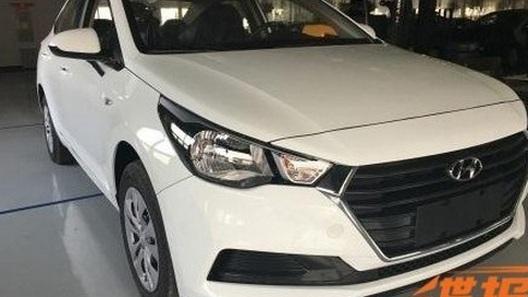 В сети появились первые фото нового Hyundai Solaris