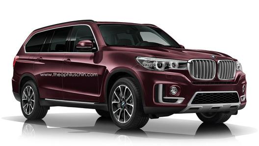 Самый большой внедорожник BMW может получить М-версию