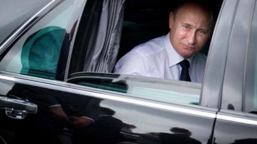 Бывший лимузин Путина продают за 83 миллиона
