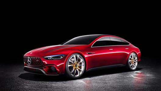 Mercedes-AMG готовит мощнейший гибрид