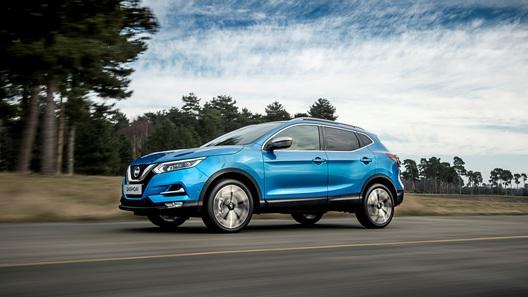 Nissan сообщил, когда начнет выпускать обновленные Qashqai и X-Trail в России