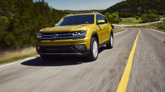 Тест Volkswagen Teramont: все об огромном родственнике Volkswagen Golf