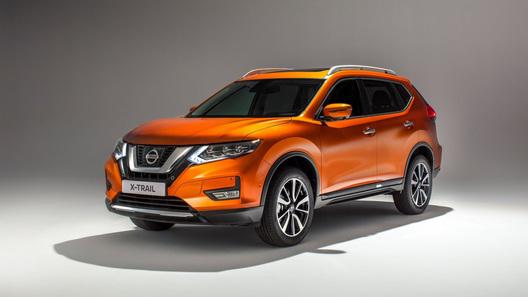 Обновленные Nissan Qashqai и X-Trail получат российскую прописку