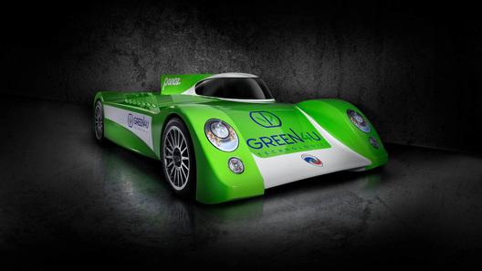 Строители суперкаров придумали электромобиль для