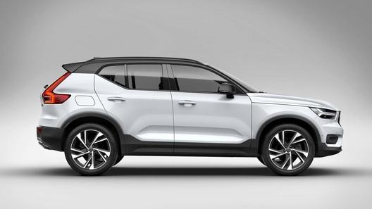 В России стартуют продажи новейшего кроссовера от Volvo
