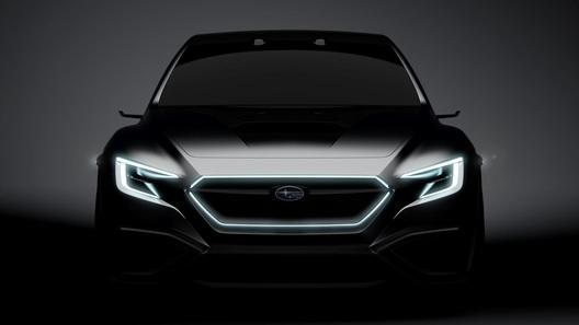 Токийский концепт Subaru намекнет на внешность нового спортседана