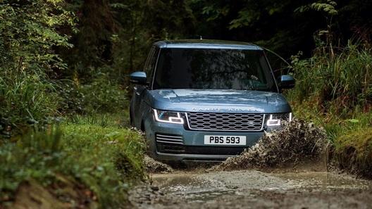 На обновленные Range Rover и Range Rover Sport назвали российские цены