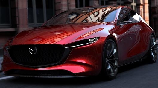 Вот как будет выглядеть новая Mazda3