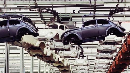 Адьос, амиго: полностью прекращено производство Volkswagen Beetle