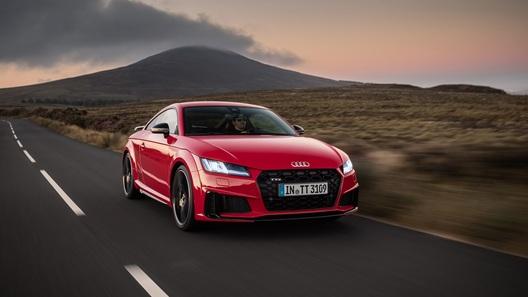 У обновленного Audi TT остался только один мотор