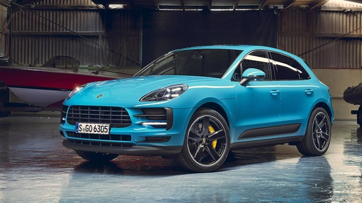 Porsche Macan следующего поколения будет переведен на электротягу