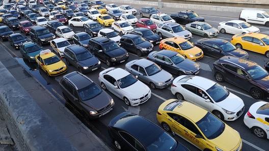 В России начнут собирать данные обо всех перемещениях автомобилей