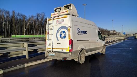 Дорожные камеры будут отслеживать среднюю скорость автомобиля