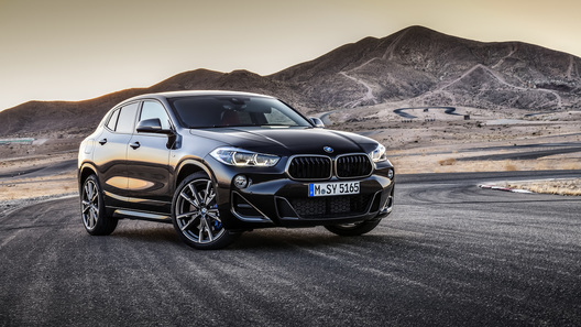 BMW выпустила самый мощный и быстрый Х2 от M Performance