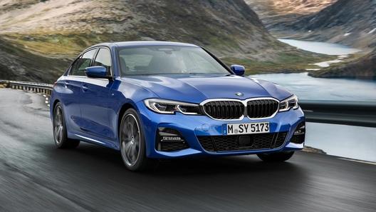 В России стартовали продажи нового BMW 3 Серии
