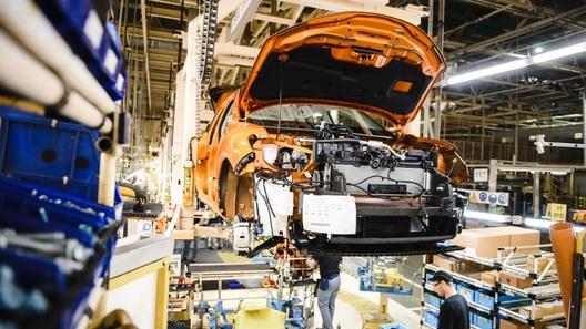 Началось российское производство Nissan X-Trail