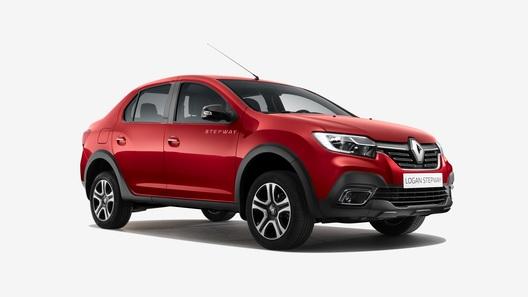 В Renault назвали цены на Logan и Sandero с вариатором