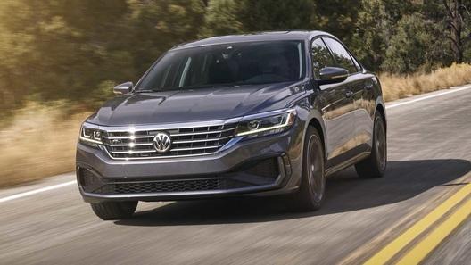 Представлен новый Volkswagen Passat для Америки