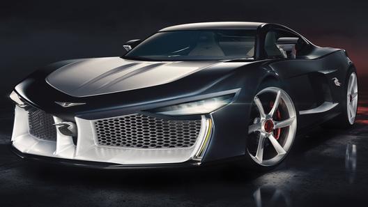 Вокруг мотора Lamborghini построят гиперкар Hispano Suiza