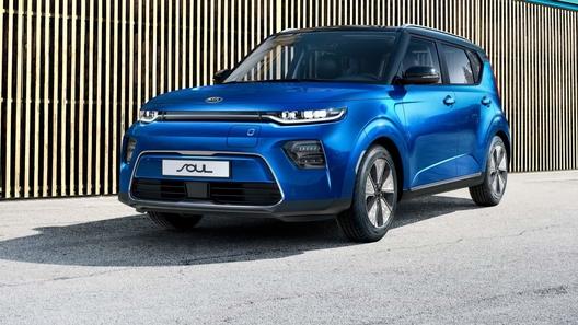 Объявлены спецификации электрического Kia Soul для Европы