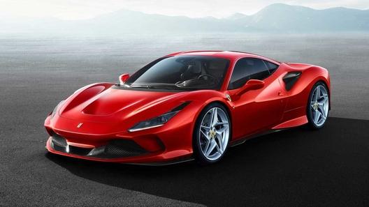 Ferrari представила новый суперкар Tributo с самым мощным V8