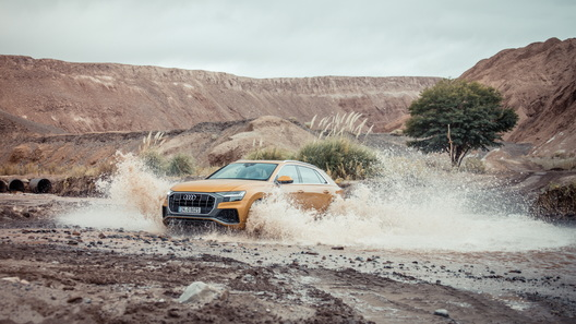 В России стартовали продажи самого доступного Audi Q8