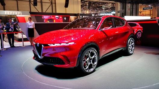 Alfa Romeo готовит красивого конкурента Audi Q3