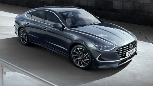 В Россию едет новый Hyundai Sonata: что будет под капотом?