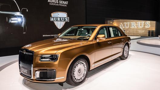 Aurus Senat: премьера седана, старт продаж и сразу снижение цены