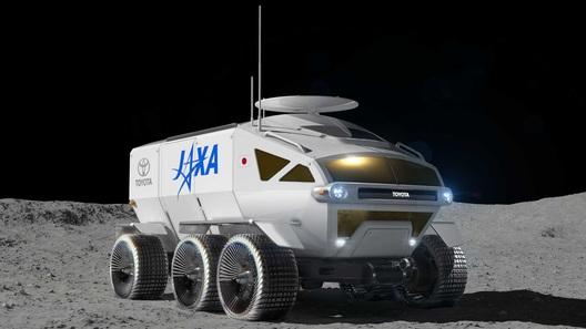 Решение принято: Toyota отправляется на Луну
